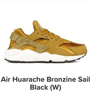 Bronzine Huaraches